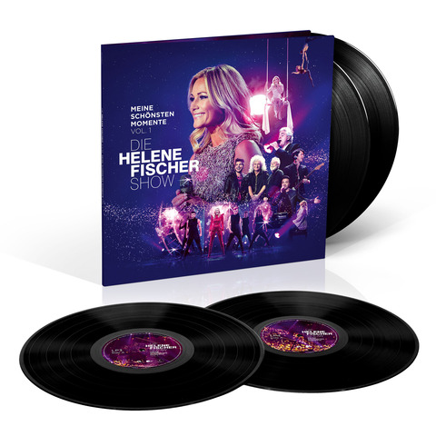 Die Helene Fischer Show - Meine schönsten Momente (4LP im Gatefold) von Helene Fischer - 4LP jetzt im Helene Fischer Store